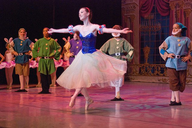 Northwest Florida Ballet Presents: Snow White